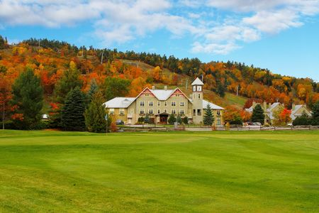 Calabogie peaks resort ironwoods cover picture