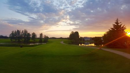 Calahoo Hills Golf Course Cover