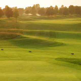 Calerin golf course cover picture