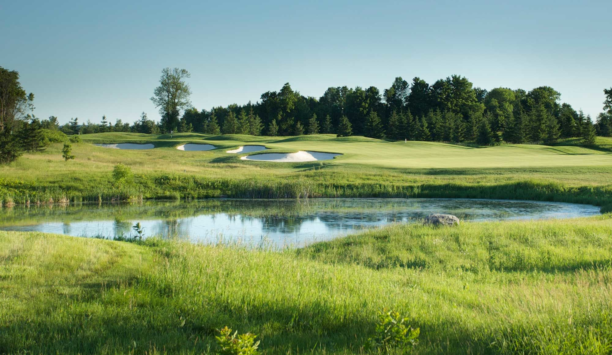 Camelot golf and country club cover picture