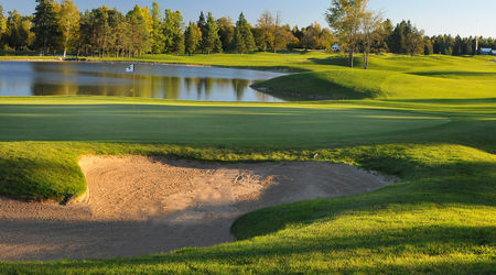 Canadian golf and country club cover picture