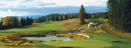 Canoe creek golf course cover picture