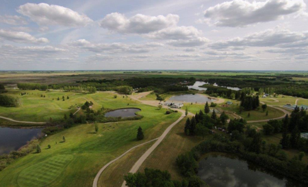 Carlton trail regional park golf course cover picture