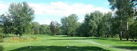 Overview of golf course named Carman Creek Golf Course