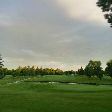 Carman Golf Club Cover Picture