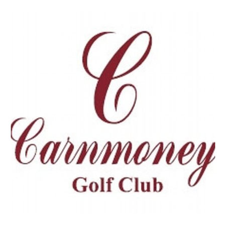 Logo of golf course named Carnmoney Golf and Country Club