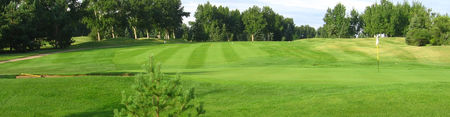 Overview of golf course named Carstairs Community Golf Club