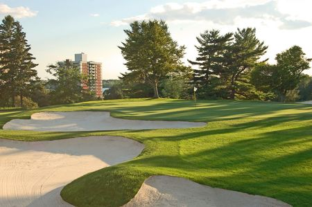 Overview of golf course named Cataraqui Golf and Country Club