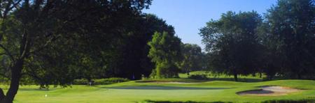 Overview of golf course named Cedar Creek Golf Club
