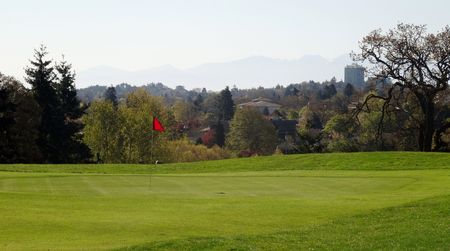 Overview of golf course named Cedar Hill Golf Course