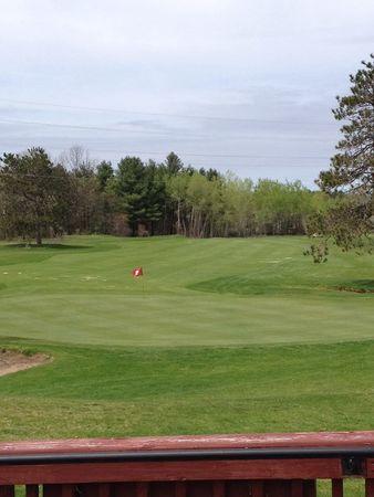 Cfb Borden Golf Club Cover