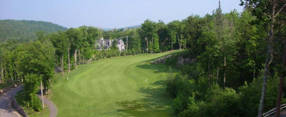 Champlain golf club cover picture