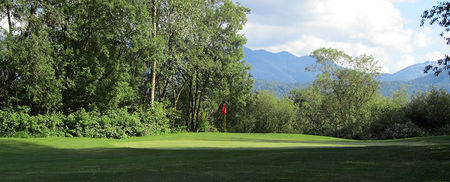 Cheam mountain golf course cover picture