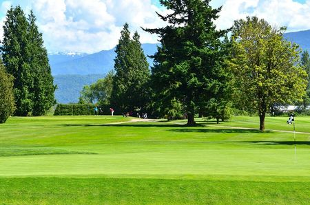 Chilliwack golf and country club cover picture