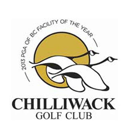 Logo of golf course named Chilliwack Golf and Country Club