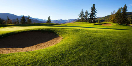 Chinook cove golf cover picture