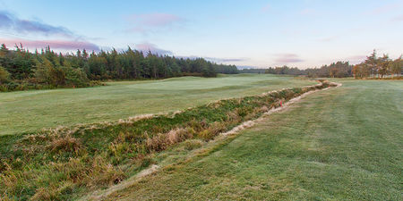 Clovelly golf course cover picture
