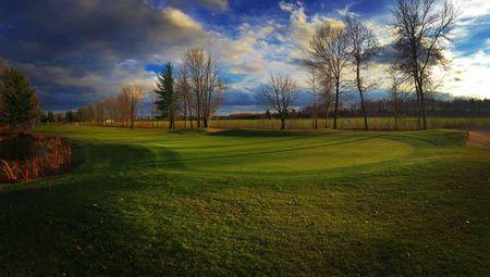 Club de Golf Berthier Cover