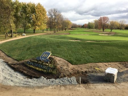 Club de Golf Boucherville Cover