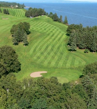 Overview of golf course named Club de Golf Carleton-Sur-Mer