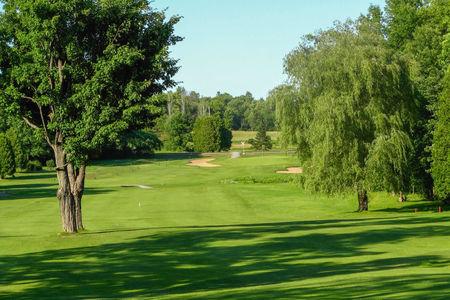 Overview of golf course named Club de Golf Como Golf Club