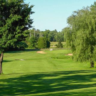 Club de golf como golf club cover picture