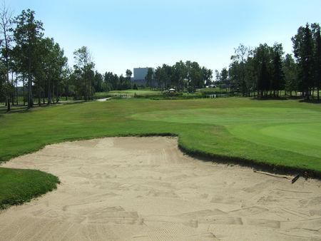 Club de Golf de Baie-Comeau Cover