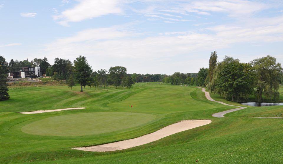 Club de golf de cap rouge cover picture