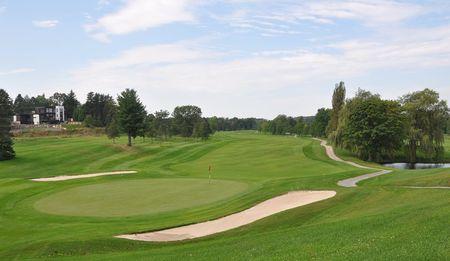 Club de Golf de Cap-Rouge Cover