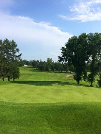 Club de Golf de Chandler Cover