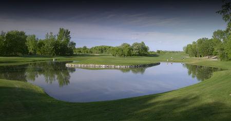 Overview of golf course named Club de Golf de L'Ile de Montreal