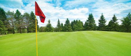 Overview of golf course named Club de Golf de Lac Etchemin