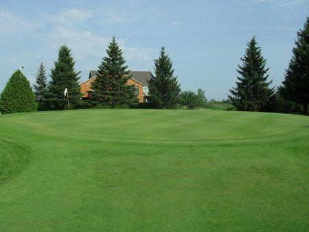 Club de Golf de St-Prime-Sur-Le-Lac-St-Jean Cover