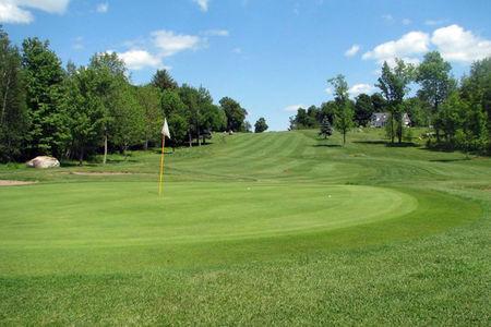 Club de Golf Inverness Cover
