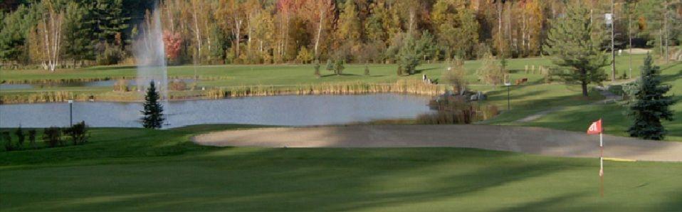 Club de golf lac brome cover picture