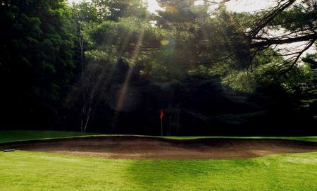 Club de golf le fontainebleau cover picture
