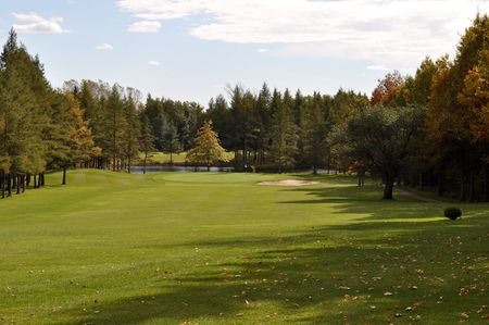 Overview of golf course named Club de Golf Levis
