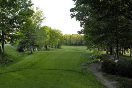 Overview of golf course named Club de Golf Montmagny