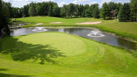 Overview of golf course named Club de Golf Outaouais