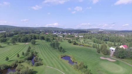 Overview of golf course named Club de Golf Saint-Michel-Des-Saints