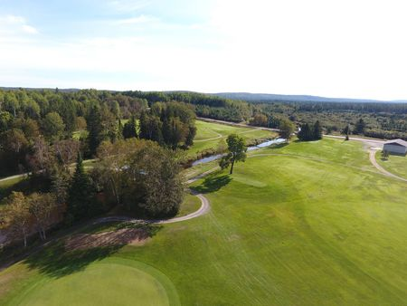 Overview of golf course named Club de Golf Saint-Pamphile