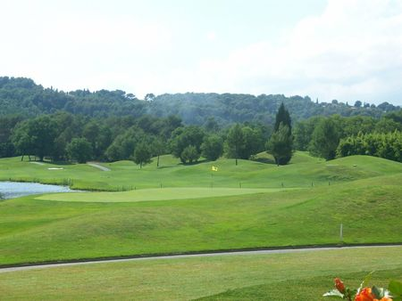 Overview of golf course named Club de Golf St-Donat