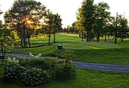Club de Golf Vercheres - Madeleine Cover