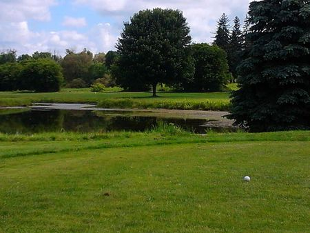 Overview of golf course named Cobourg Creek Golf Course