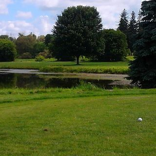 Cobourg creek golf course cover picture