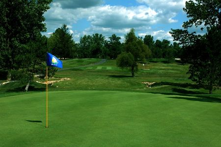Colonial Golf Course Cover Picture