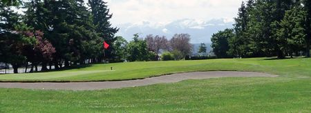 Comox golf club cover picture