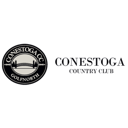 Logo of golf course named Conestoga Golf and Country Club