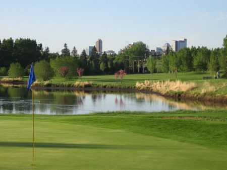 Confederation park golf course cover picture
