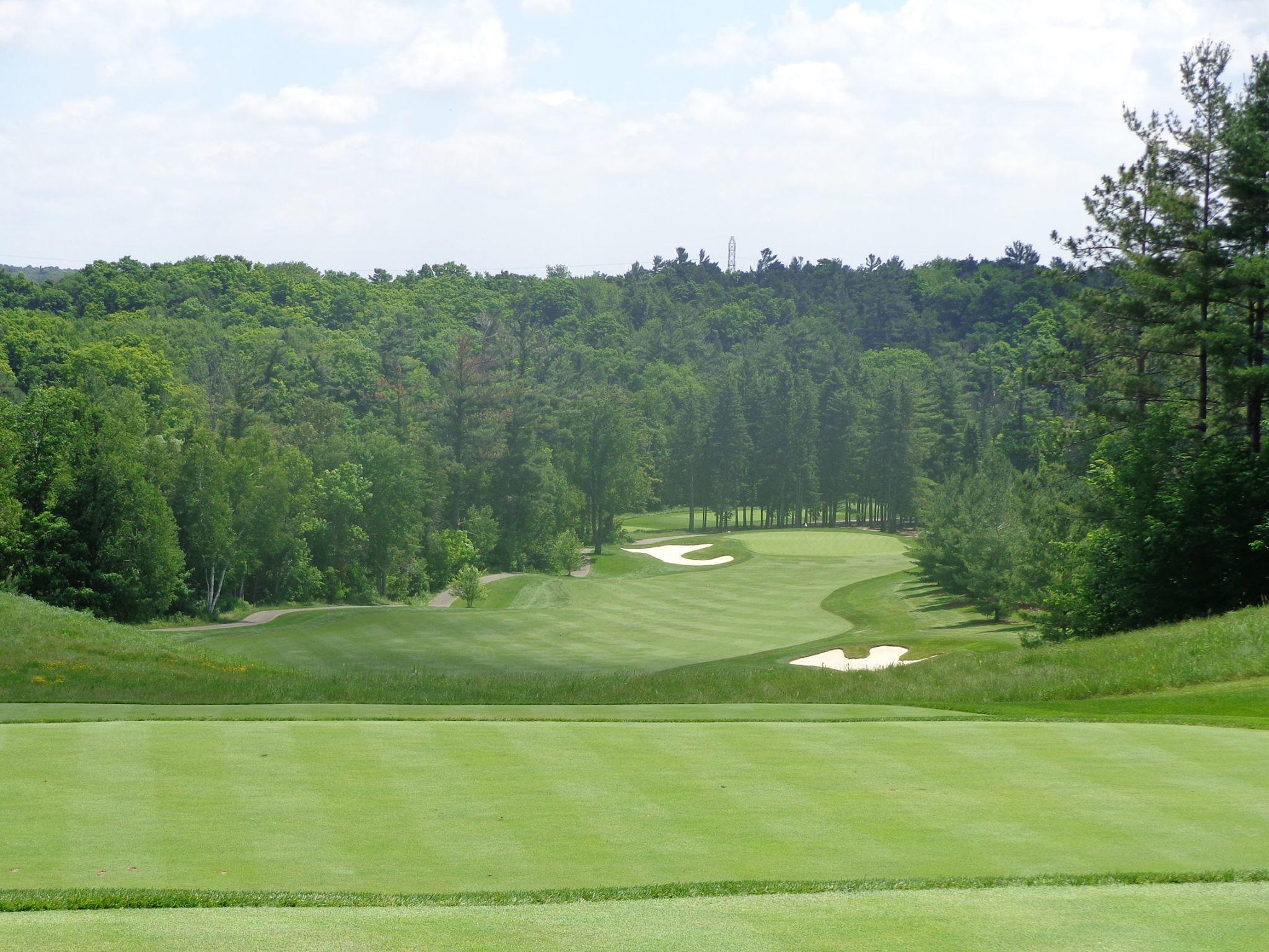 Copper creek golf club cover picture